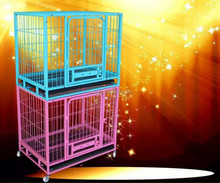 High Quality Wholesale Wire dog cage Multiple Sizes Pet Crate
