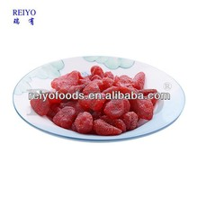 delicious air dried strawberries