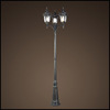 outside lights garden post lamp (SG2003-3-M)