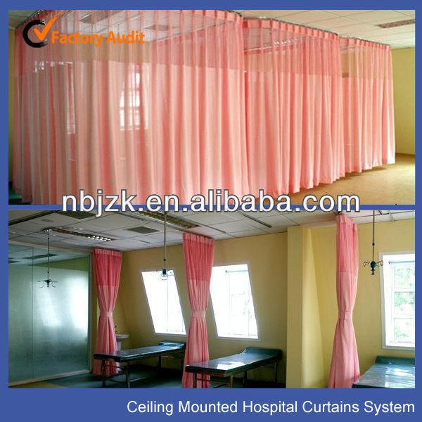 Hospital de rieles para cortinas como sistema de cortina - Rieles para cortinas ...