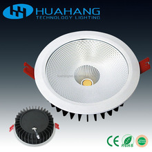 Superior quality led down light ,Epistar chip long lifespan COB 95lm/w down light led for living room chicken