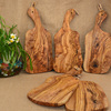 Italian Olive Wood Feature Solid Wood