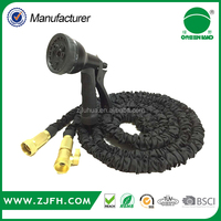 Shipping rate from China to USA expandable garden hose with sprayer