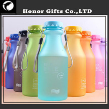 China Supplier Logo Customized Plastic Mineral Water Bottle