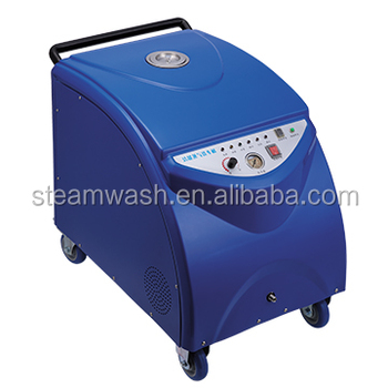 High pressure steam carwash machine with ABS material