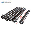 HANLiDA Brand 30T double acting long stroke hydraulic cylinder for hydraulic press