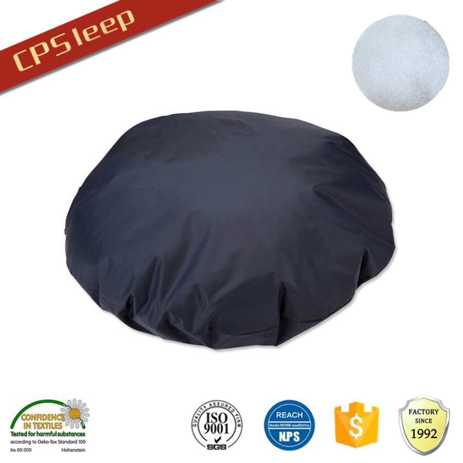 Round Custom Polyester Fiber Wholesale dog bed for outside
