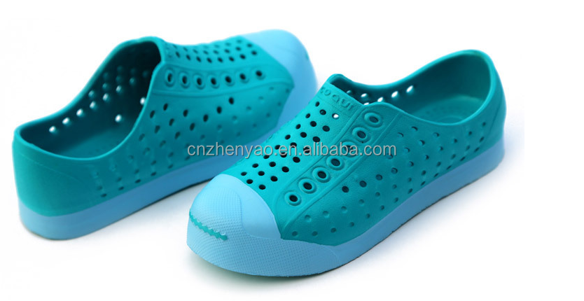 China women wholesale EVA clogs garden shoes