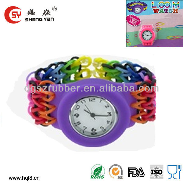 2014 new arrival silicone otm watches