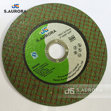 T414'' Abrasive Cutting Disc/Cutting wheel for cutting metal