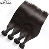 Top Quality Cuticle Aligned Human Hair Extension 100% Virgin Real Asian Weave Long Lasting Pretty Texture