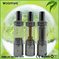 2014 original design 3-in-1 chamber e cig dry herb chamber vaporizer pen with huge vapor