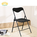 Top quality modern cheap outdoor plastic folding chair