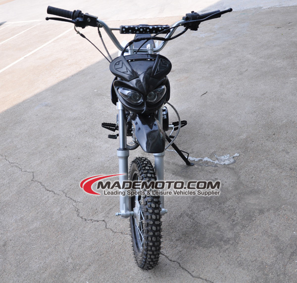 Eléctrico y patada 110 dirt bike