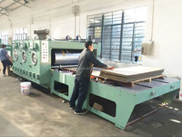 High Quality Flexo Printer Slotter Die Cutting Machine/Carton Box Printing Slotting Machine