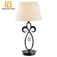 crystal chandelier table lamp brightness adjustable decorative cordless table lamp