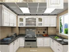 YD office furniture modular stainless steel kitchen cabinets price