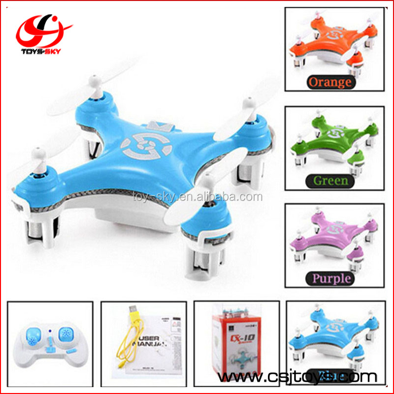helicopter toys cheerson cx 10 mini drones quadcopter rc dron for sale
