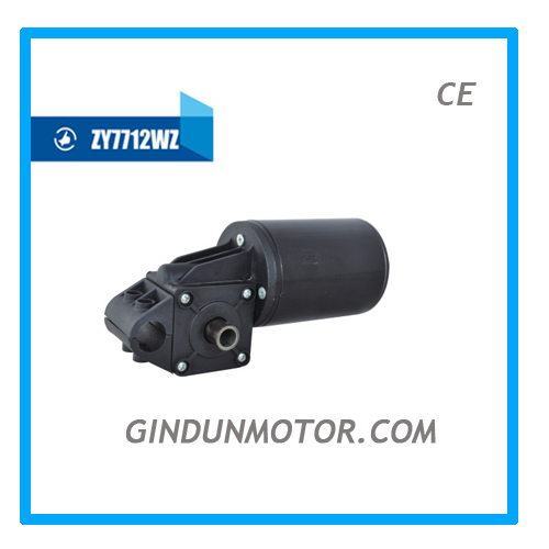 150w 24v geared dc motor for Golf Trolley