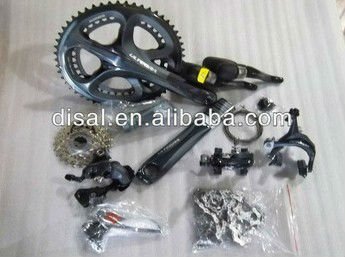 2013 bicycle groupset ultegra 6700, mountain bike groupset, complete bike groupset 6700,6800, 7900,9000,105 for sale