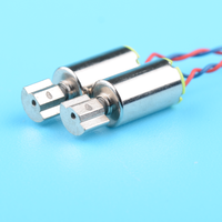 Coreless 1.5v DC Micro Vibration Motor for Mobile Phone
