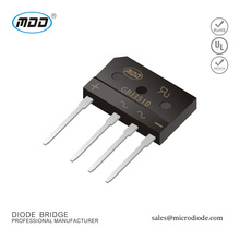 GBJ High Voltage Bridge Rectifier Diode For Generator 35A 1000V GBJ3510