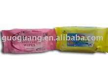 Baby wipes,baby skin care wet tissue
