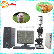 semen quality analyzer for pigs, horses, cattle, sheep Animal Sperm Quality Analysis System
