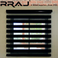RRAJ Singapore Static Caravan Day and Night Blind
