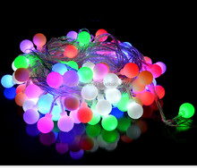 Hot selling alibaba low price cheap christmas lights led ball IP65