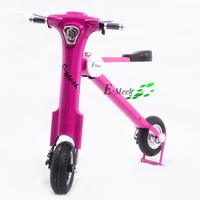 Most popular products Pink color 36V folding electric mobility scooter