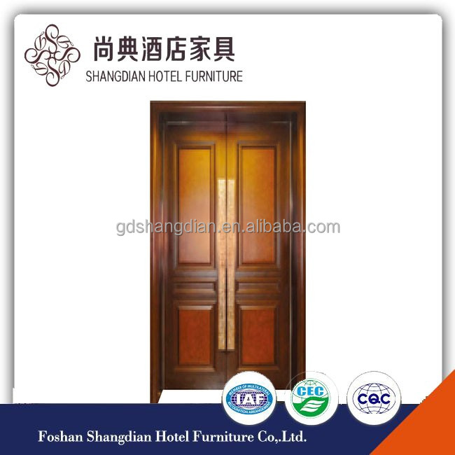 Commercial used interior door room wood door
