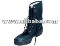 MENS SECURITY CANVAS BOOTS