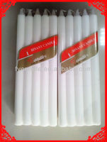 White Plain Candle /70%Paraffin Wax 30%Palm Oil / Wholesale / Best Price