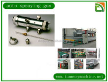 chinese leather spraying machine spare parts for spray gun