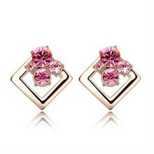 (082641) hot selling 2012 Fashion Stud Beads Earring