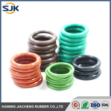 Colorful Food grade chemical resistance FKM rubber seal /viton o-rings for machine