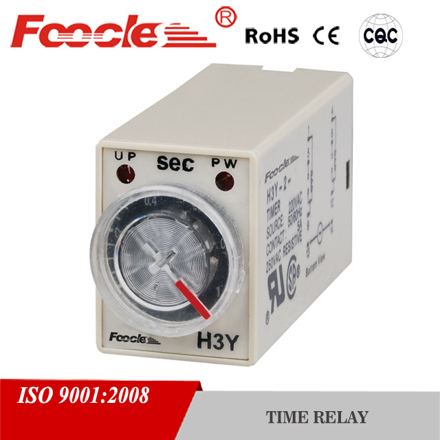 programmable countdown timer time relay h3y solid-state timer