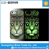 "2016 Glow In The Dark Animal Shell Skin Luminous Noctilucent 3D Case for iPhone 6 4.7"" , Wholesale Cell Phone Accessories"