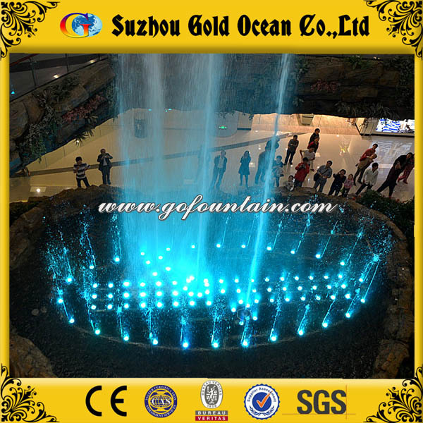 Plaza Decorative Indoor Fountain Religious Water Fountain