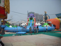 2015 New large inflatable fun land/ inflatable park for sale