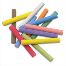Top quality school bright color dustless chalk