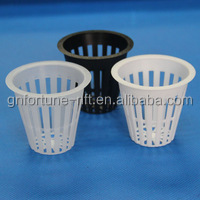New Net Mesh Pot Cup Basket - Hydroponic Aeroponic System Kit