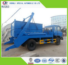 Elegant appearance crazy selling refuse bin lift truck for sale