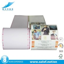 Pre-Printed Thermal Paper Roll for Pos terminal and Cash Register & ATM