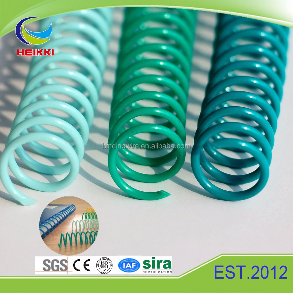High Quality Plastic Spiral Wire For Office Binding Supplies