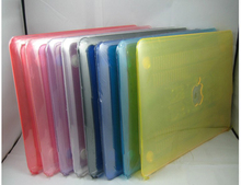 dustproof laptop PC case /fashion PC protect case for macbook air 13.3""