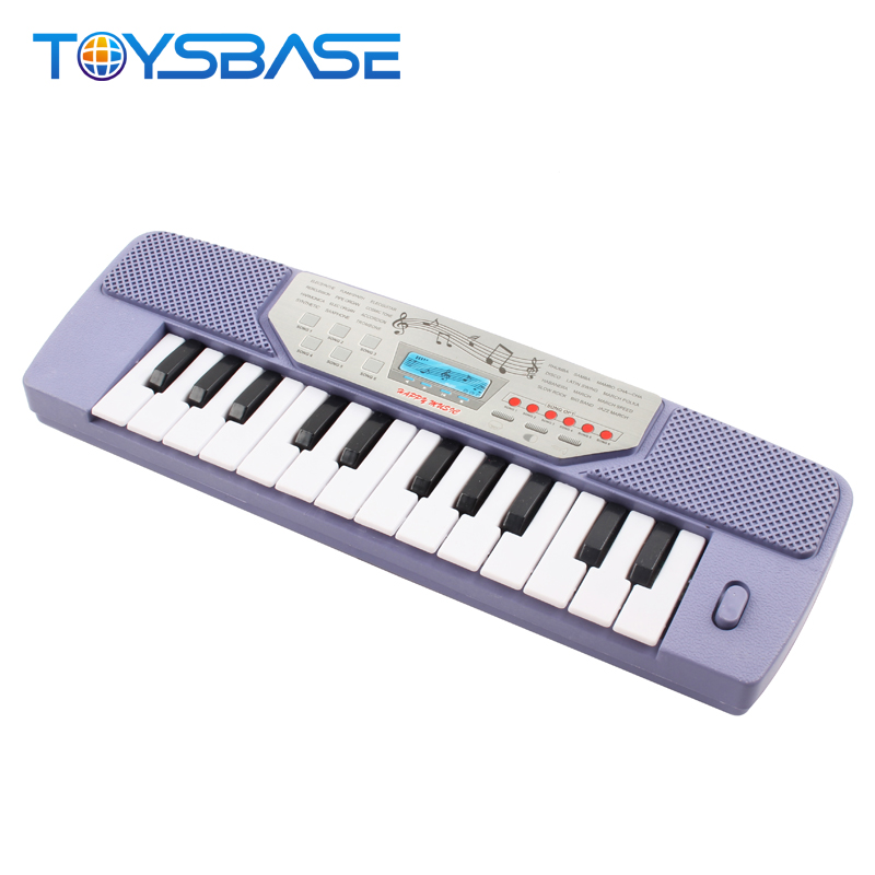 Toys & Hobbies Musical Keyboard Piano Educational Development With Microphone 37 Key Baby Kids Enlightenment Training Toy Instrument Toys High Quality