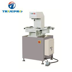 Hydraulic aluminum window and door punching machine