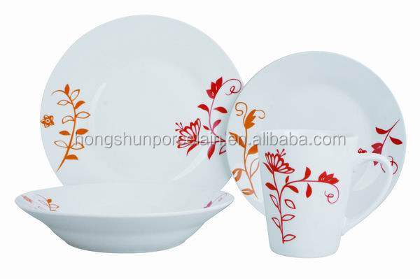 polka dot dinnerware set /porceain dinnerware/new year tableware